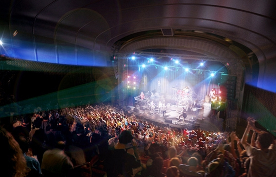 Two Concert Venues Coming to Akron